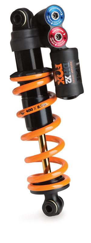 Fox Shox DHX2 Service