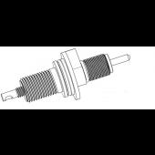 Fox Forx 36 RC2 rebound adjuster assy 011 10mm